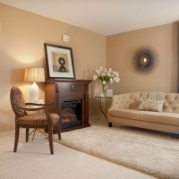 Apartments come with spacious living rooms ready to be filled with your favorite furnishings.