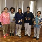 Associates at The Inn who received Thrive awards.