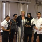 Dining Services Team Thrive awardees