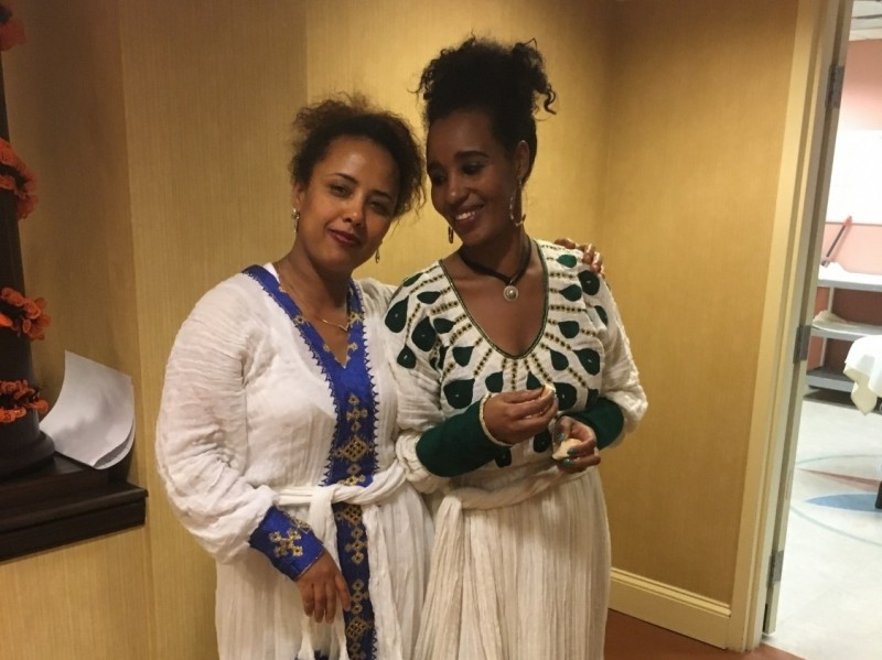 Experiencing Ethiopian Culture - The Fountains at Washington House