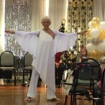 Interpretative dance performed by one of the talented Ms. Virginia Senior America.