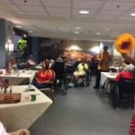 A Luau dance was performed for our residents in The Springs.