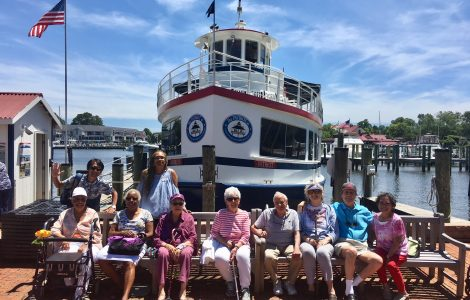 Daytrip to St. Michaels, Maryland
