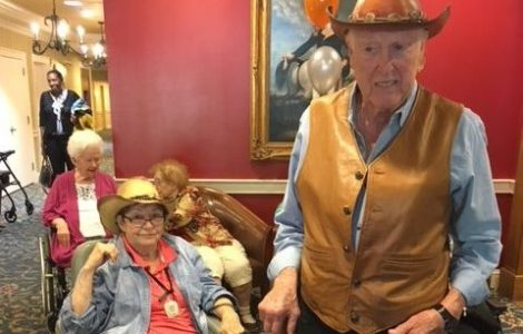 Country Western Themed Celebration