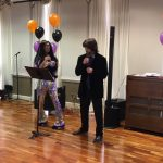 Finale program by Sonny and Cher impersonators