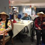 More of our Springs residents with their Chinese hats on