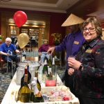 Our Executive Director and Assisted Living Director as bar tenders for the event