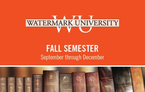 Fall 2019 Watermark University Catalog